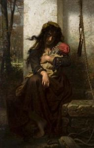 blog image gothic washer woman