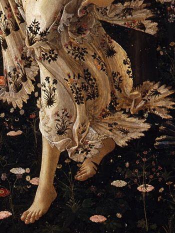 blog image hem of mother's dress
