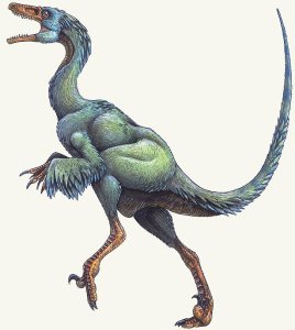 blog image dinosaur bird