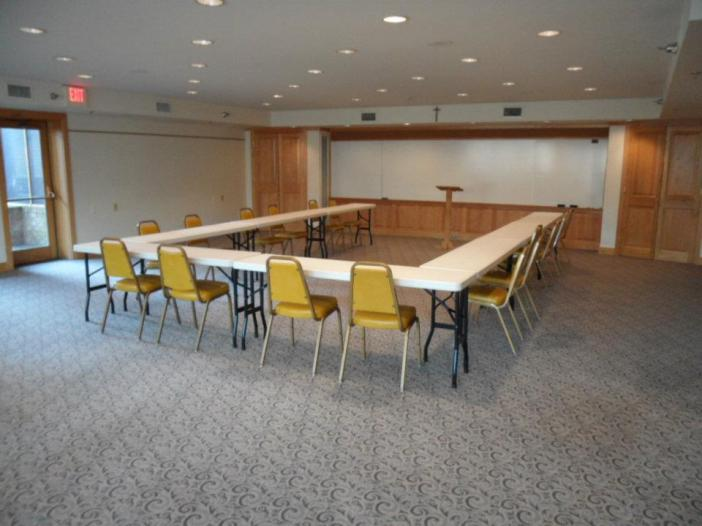 Blog image Priestfield conference room